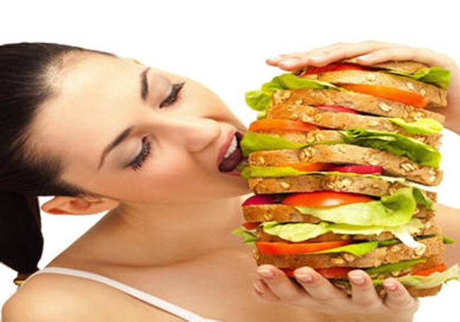 Ρύθμισε την όρεξη σου μέσω της τροφής
