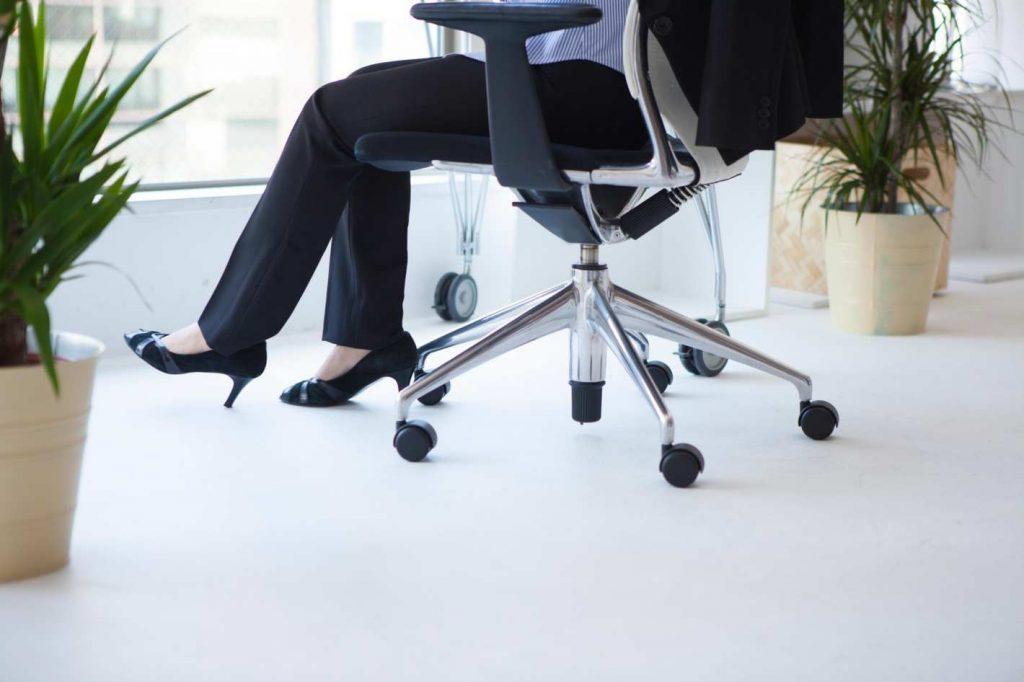 Fidgeting Feet : Μια ενοχλητική αλλά υγιεινή συνήθεια
