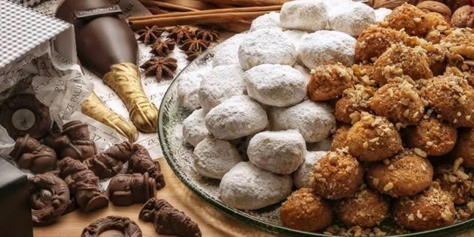 Τα γλυκά των Χριστουγέννων και οι θερμίδες τους