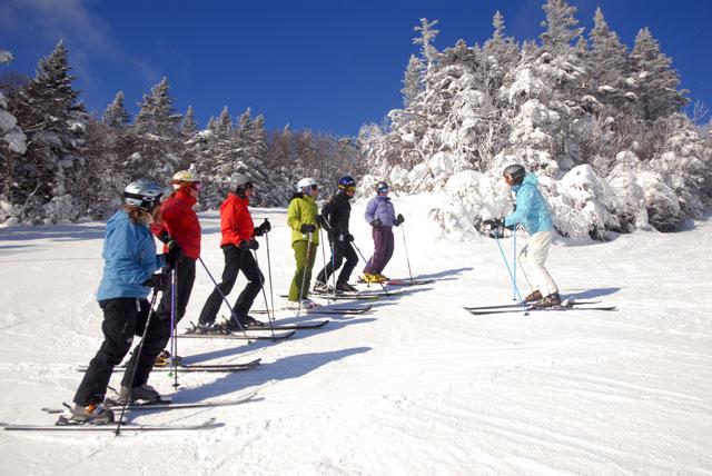 11 βήματα για να μάθεις Σκι βούνου!